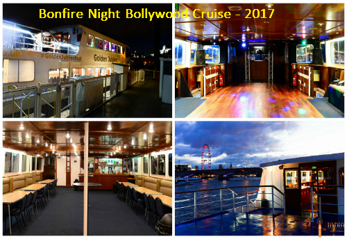 Bonfire night bollywood cruise