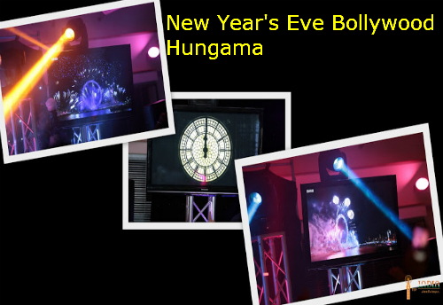 New Year Eve Bolly Hungama